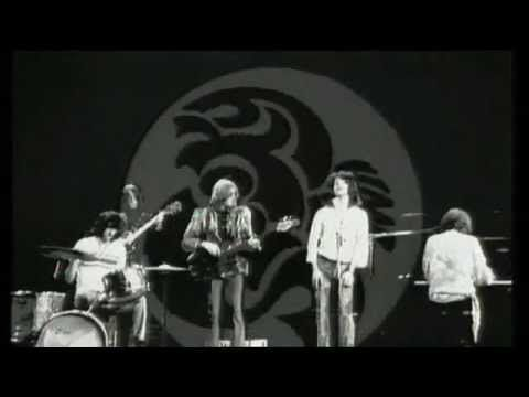 "▶ Spooky Tooth - ""The Weight"" (1968) - Spooky Tooth are an English rock band principally active, with intermittent breakups. Crucial to their sound was their instrumentation; they were one of the relatively few rock acts of the time to adopt the twin keyboard approach (both an organ and a piano player). The line-up: Mike Harrison (keyboards/vocals) Greg Ridley (bass guitar/vocals) Luther (Luke) Grosvenor (guitar/vocals) Mike Kellie, (drums) Gary Wright, (organ/vocals)"