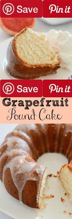 Grapefruit Pound Cake Ingredients Vegetarian Produce 2 tbsp Grapefruit rind Refrigerated 2 Eggs large Baking & Spices 2 cups All-purpose flour 1 tsp Baking powder 1 2/3 cups Granulated sugar 1  cups Powdered sugar  tsp Salt  tsp Vanilla extract Oils & Vinegars  cup Canola oil Drinks  cup Grapefruit juice fresh Dairy 6 tbsp Butter 6 oz Cream cheese  cup Milk