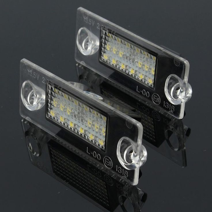 8.95$  Buy here - http://aliec3.shopchina.info/go.php?t=32772180828 - 2Pcs Car LED License Plate Light 12V SMD3528 LED Number Plate Lamp For Audi A4 S4 B5 98-01 White Error Free 8.95$ #magazineonlinebeautiful