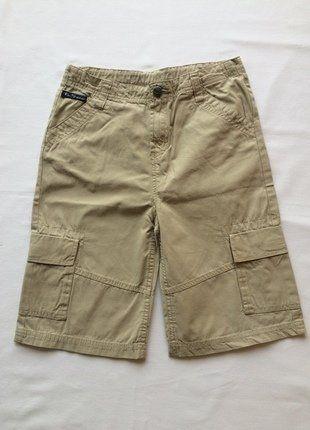 Kaufe meinen Artikel bei #Mamikreisel http://www.mamikreisel.de/kleidung-fur-jungs/kurze-shorts/36550395-beige-shorts-von-ben-sherman