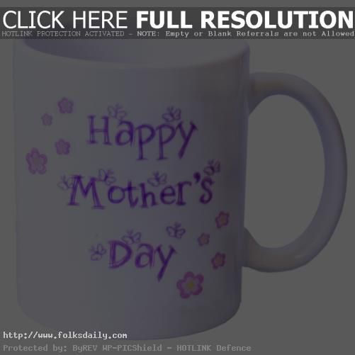Mother's day special coffee Mug