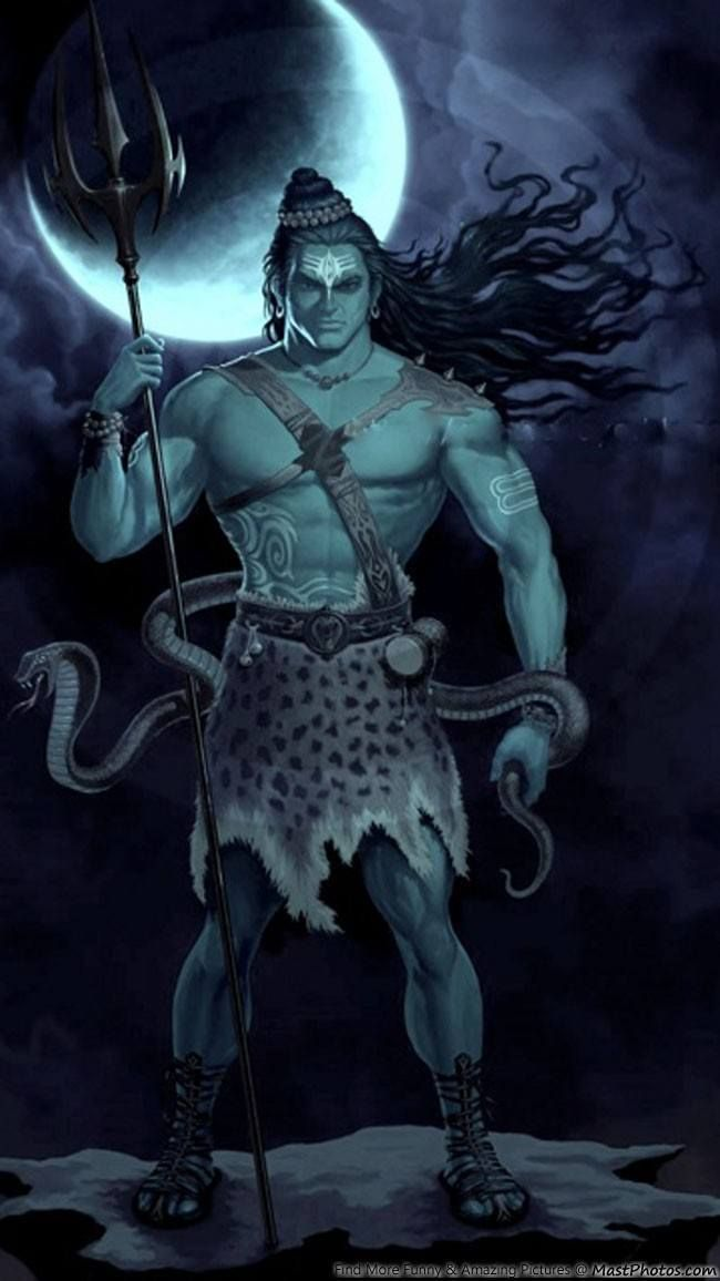 Shiva the Destroyer | Hindu FAQs