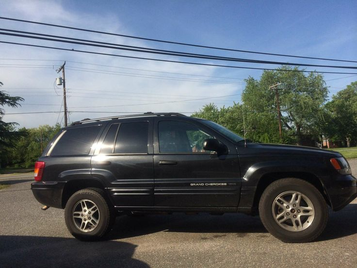 Used 2004 Jeep Grand Cherokee for Sale (7,000) at Hickory
