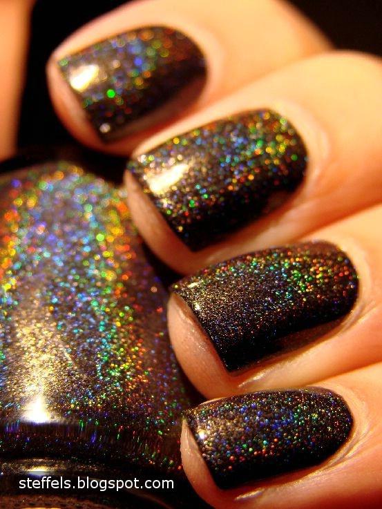 Economy Class: Nails Inspiration, Nails Art, Nails File, Nails Design, Awesome Nails, Hologram Polish, Nails Ideas, Nails Polish, Hair Nails