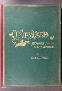 Richard Doyle: IN FAIRYLAND. 1870