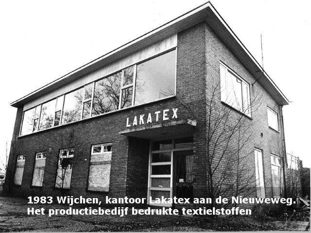 Textiel Fabriek Lakatex