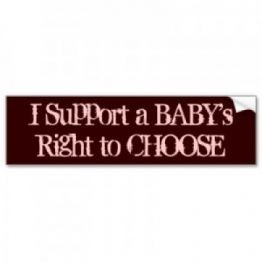 The highest quality pro life bumper stickers from UK's leading sticker printing company at cheap rates. http://www.stickerprinting.co.uk/Pro-Life-Bumper-Stickers