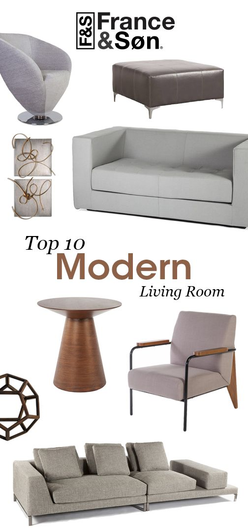 Modern Living Room By France And Son Sons Carefully Curated Collection Of Furniture Is Sourced To Give Luxury Design