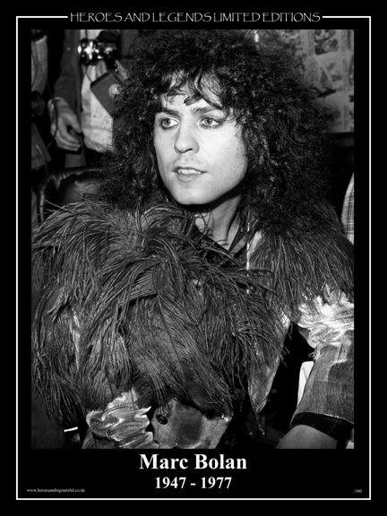 Marc Bolan, RIP