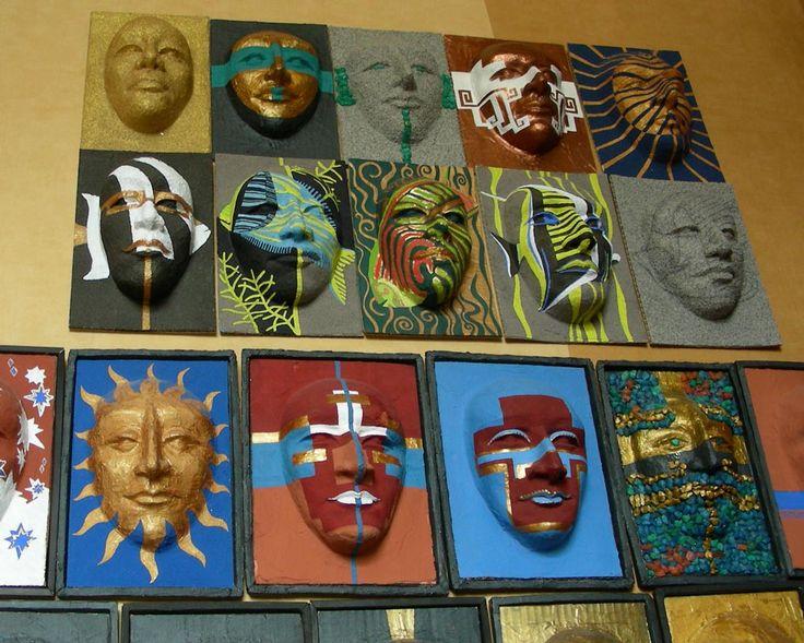 masks - Alexa Feodoridi - Веб-альбомы Picasa