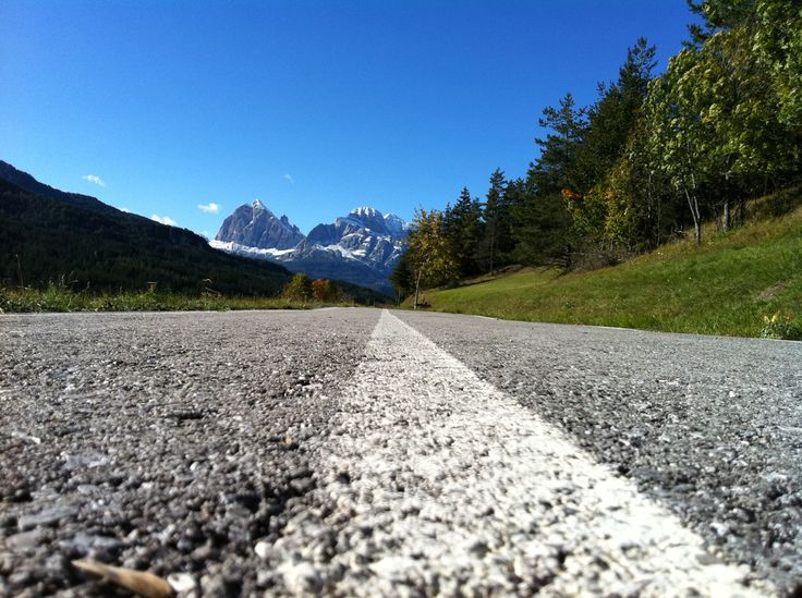 From Calalzo di Cadore to Cortina d'Ampezzo , Bike Tourism