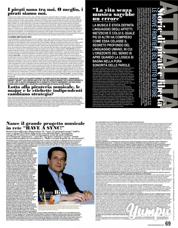 https://www.donnaimpresa.com - eventi i 3 bixio.cdr - Donna Impresa Magazine - Magazine with 2 pages: 02 - eventi i 3 bixio.cdr - Donna Impresa Magazine
