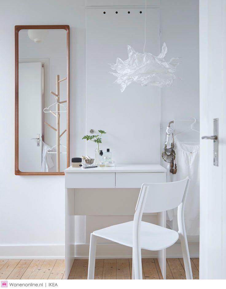 Van een stoere eikenhouten tafel en vintage opbergkratten tot een slimme toilettafel: IKEA verwelkomt in april een heleboel stijlvolle nieuwkomers. Laat je inspireren en ontdek de nieuwe producten van IKEA. #ikea #meubels #woonaccessoires #interieur #wonen