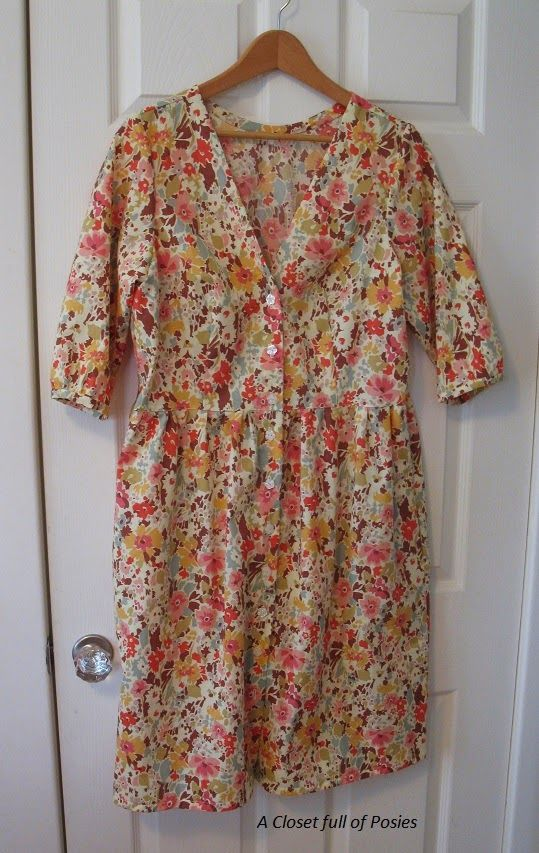 A Closet Full of Posies: Oh, my Darling Ranges!