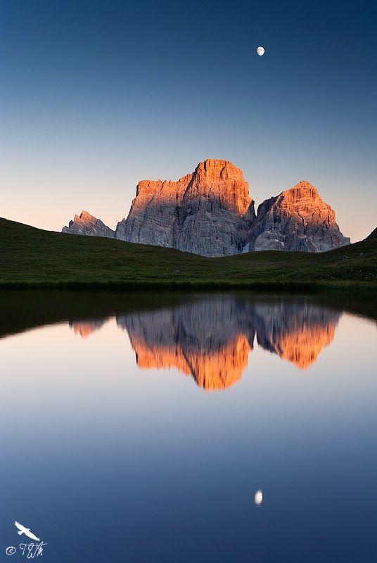 Mount Pelmo, Dolomites, Italy | Wonderful Places