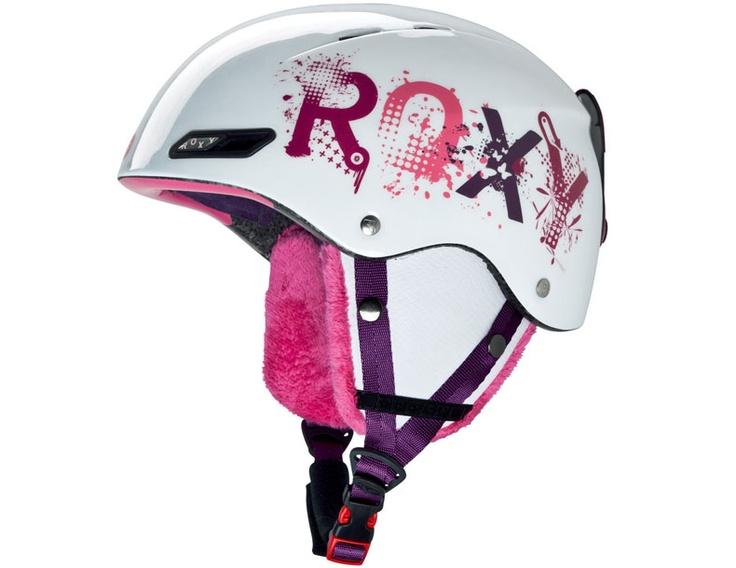 £69.99 Roxy Love Is All Ski Helmet - White