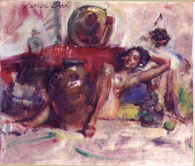Antonio Blanco - Gadis Bali