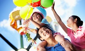 Groupon - Single-Day Admission for Two or One Parking Pass for Alameda County Fair on June 18–July 6 (Up to 50% Off) in Alameda County Fairgrounds. Groupon deal price: $10