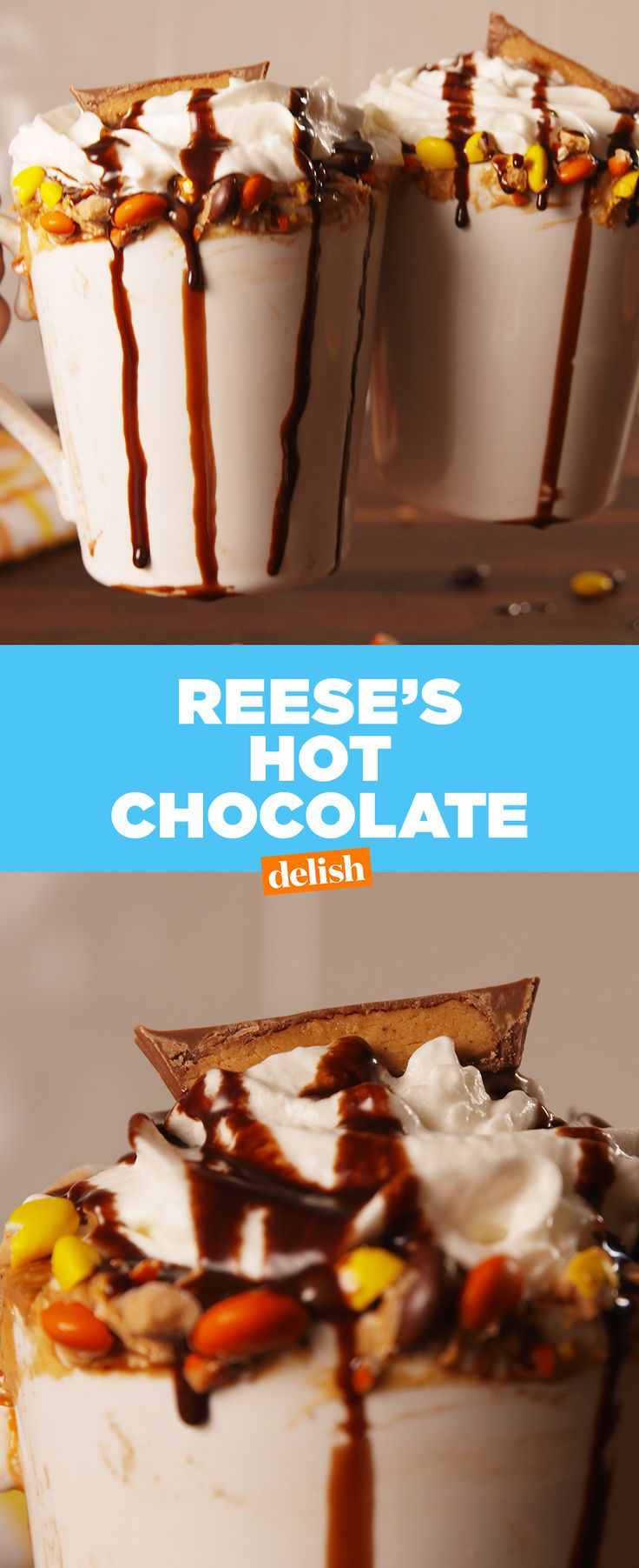 Reese's Hot Cocoa