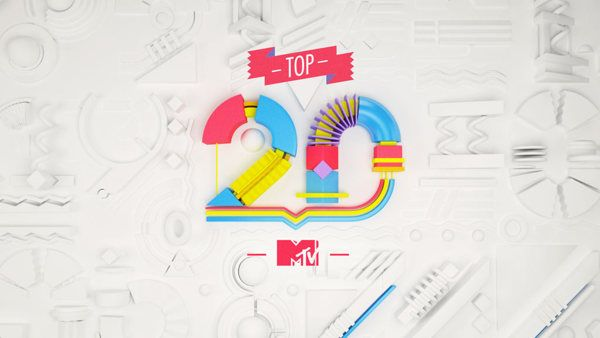 MTV Top 20 on BehanceMtv Network, Animal Director, Motiongraphics, Mtvhd Tops, Tops 20, Motion Graphics, Mtv Tops, Mtvhd Top20, Design