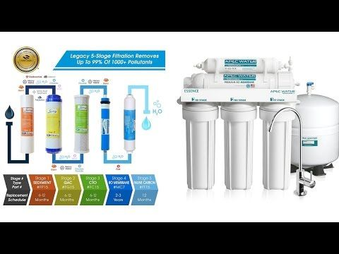 top 5 best water filtration systems reviews best whole house wate - Whole House Water Filtration System