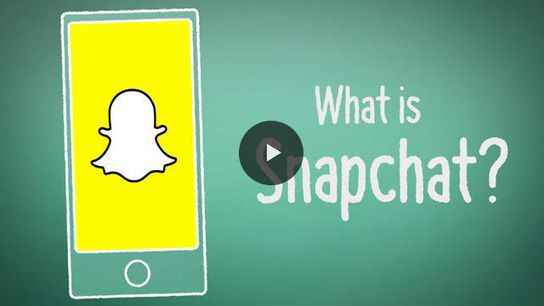 What parents should know about snapchat
