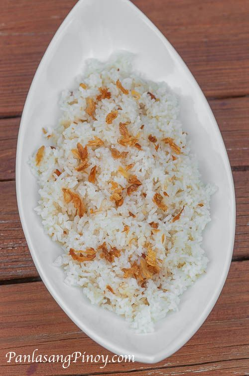 ... Garlic Rice Recipe on Pinterest | Rice Recipes, Rice and Veg Fried
