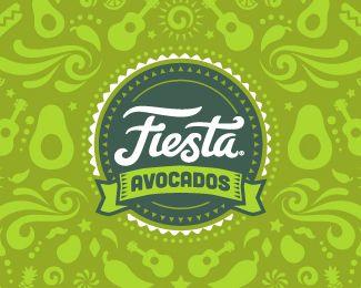 Best Avocado Logos Images On Pinterest Avocado Mexican - 40 genius creative logo designs
