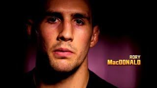 awesome Fight Night Ottawa: Rory MacDonald - Preparation