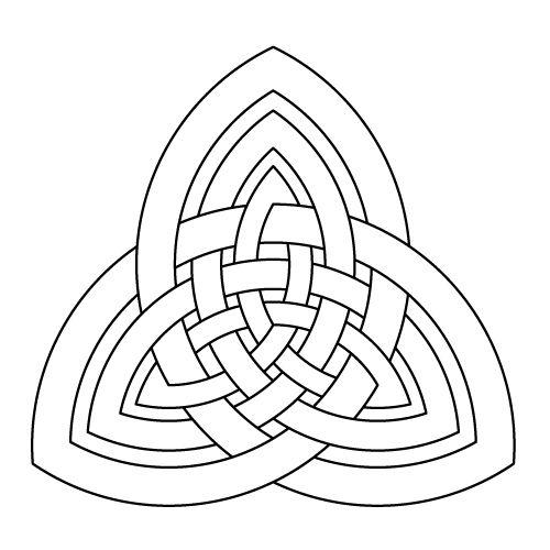 Trinityknotdiagram