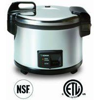 Zojirushi NYC 36 20 Cup Uncooked Commercial Rice Cooker and Warmer