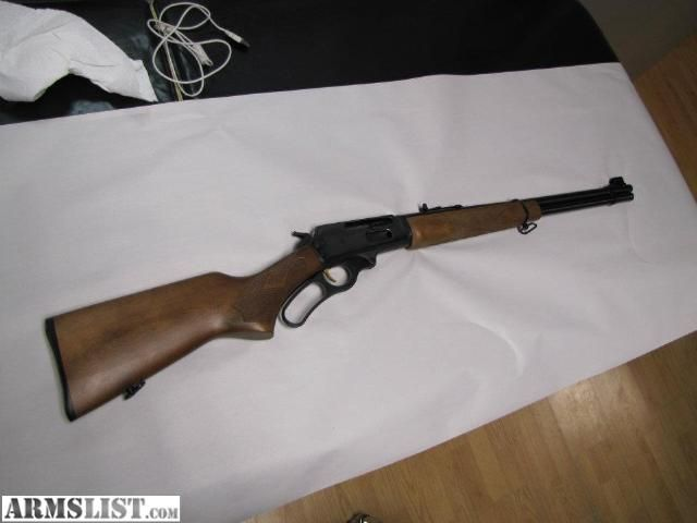 : Marlin 30-30 lever action