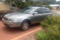 2006 Subaru Outback 4GEN Premium Pack MY06 Sports Automatic All Wheel Drive