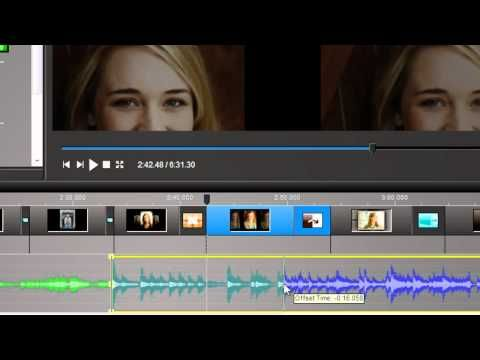 Learn how to create an audio crossfade in ProShow. http://www.photodex.com/eid9323/