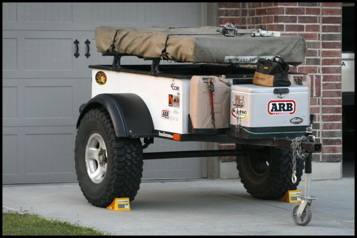 22 Best Images About Off Road Box Trailer Build Info