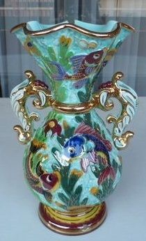 les 116 meilleures images propos de vases vallauris france sur pinterest antiquit s. Black Bedroom Furniture Sets. Home Design Ideas