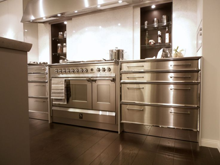 1000 images about ascot by steel made in italy on pinterest stove oven cooker and models - Cucine steel opinioni ...