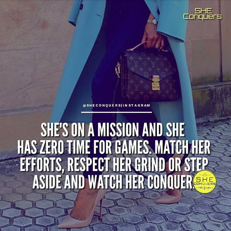 Inspirational work hard quotes : Don't mess with a woman on a mission. Join forces or get out of her way