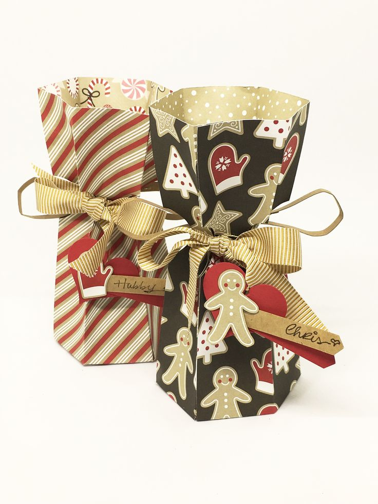 """""""11"""" Sleeps Till Christmas -Special Christmas Crackers with Stampin' Up! Candy Cane"""