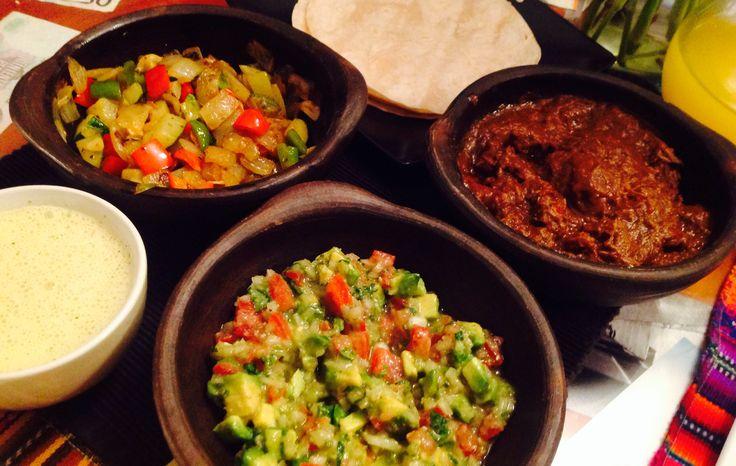 Tacos deshilachados