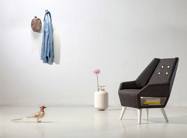 La Sabanera chair by ODA & DOSUNO Design.  Decoration, home, cool, space, modern, furniture design.