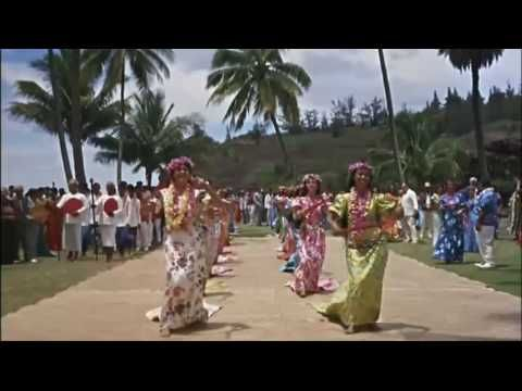 """""""pearly shells - sway a hula"""" - music from """"donovan's reef"""" 1963, dir. john ford"""