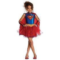 Disfraz Supergirl Tutu, Superniña Vestidos
