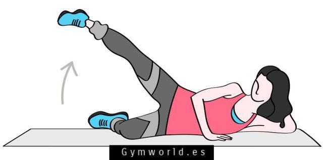 Los mejores ejercicios para eliminar la grasa del muslo externo