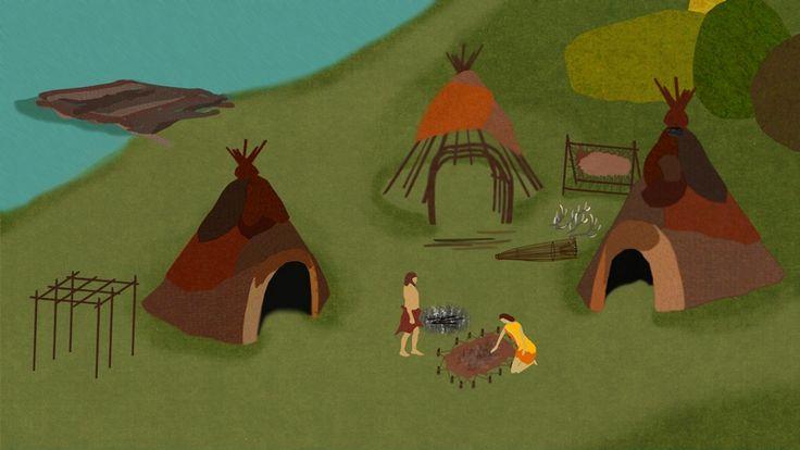 #Mesolithic #encampment #State #Archaeological #Museum #Warsaw #PMA #Archaeology #archeologia #muzeum #zabytki #wystawa #Janisławice #mezolit #Mesolithic #Prehistoric #Hunter