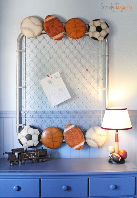 best 25+ sports theme rooms ideas on pinterest | sports room kids
