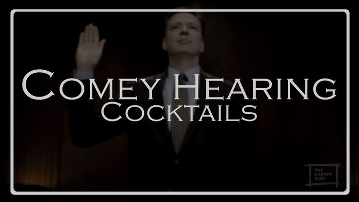 Here are a few cocktail recipes to get you through the Comey hearing tomorrow #cocktails #drinks #HappyHour #food #sun #lunch #bar #London