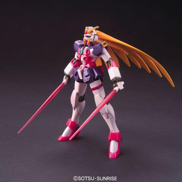 "G Gundam Characters | ... Gundam Berserker Mode Plastic Model From ""Mobile Fighter G Gundam"