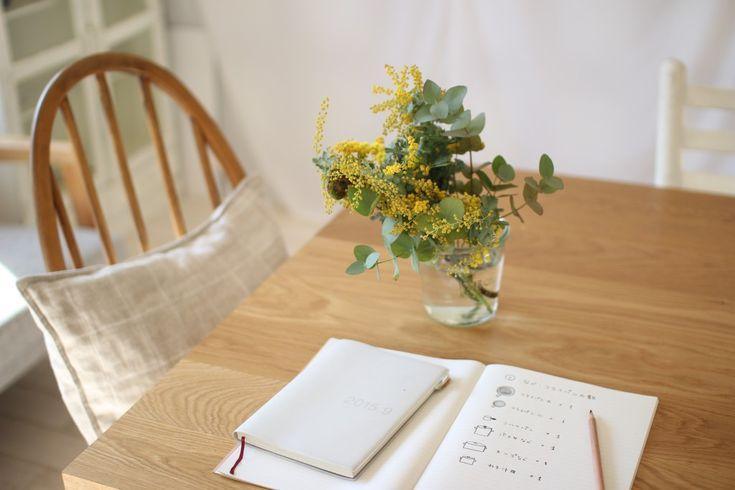 朝時間: コーヒーとノート