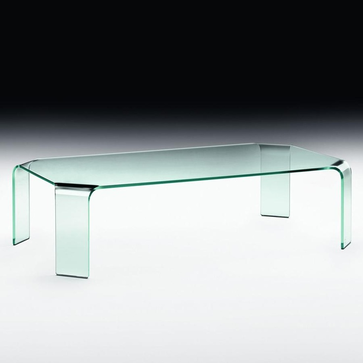 Ragnetto Glass Coffee Table